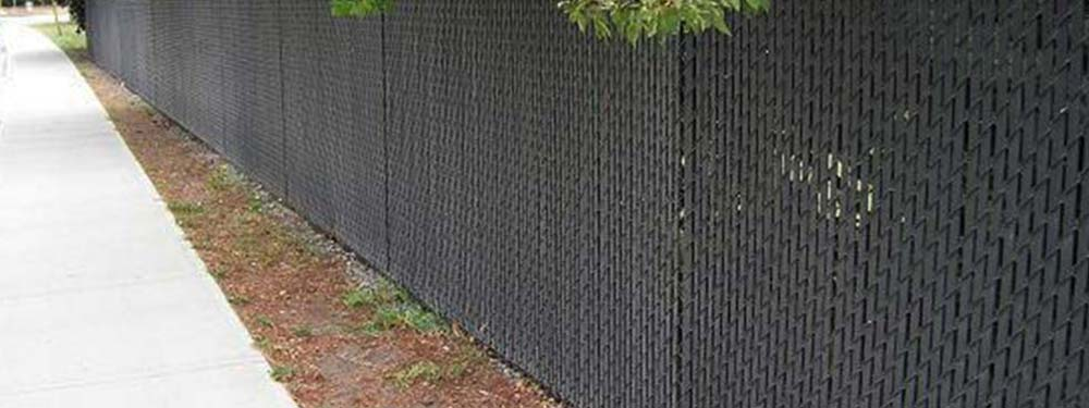 Privacy Slatting Tower Fence Products